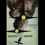 Roman Cieslewicz The Destroyers of Aeroplanes 1955