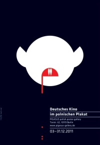 Joanna Gorska Jerzy Skakun German Film in Polish Poster Posters Exhibition