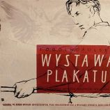 Zbigniew Kaja I Polish Poster Exhibition 1953