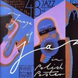 Roman Kalarusjazz in polish poster